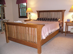 Amish bed