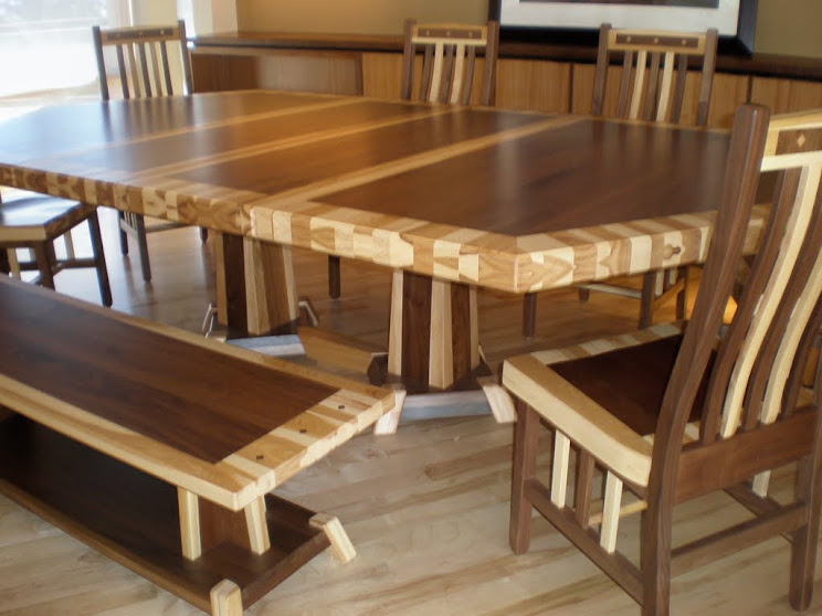 Custom Dining Set