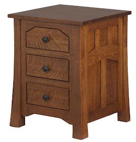 edmonton nightstand