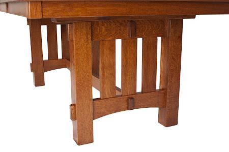 "70"" x 46"" Cordoba Table in Autumn Oak"