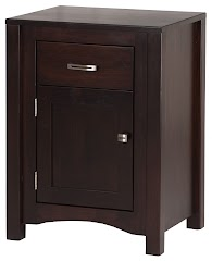 dakota nightstand with doors