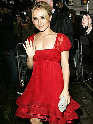Hollywood Actresses Found In Red Dresses