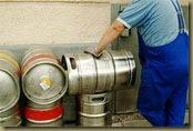транспортировка живого пива