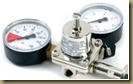 регулятор давления (редуктор) для газового баллона