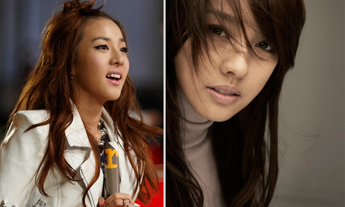 If You Didnt Know Yet Family Outing Recently Welcomed Two Idol Stars As Guest Members With 2NE1s Sandara Park And After Schools UEE
