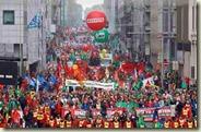 manifestacion bruselas