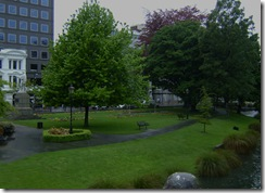 Avon  River Garden