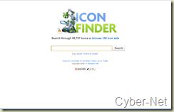 Icon Finderon Cyber-Net