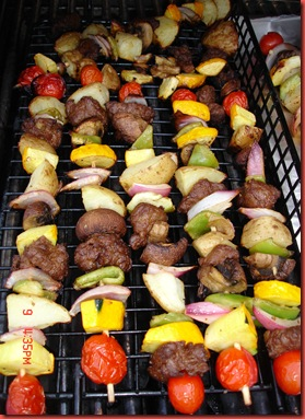 beefless skewers