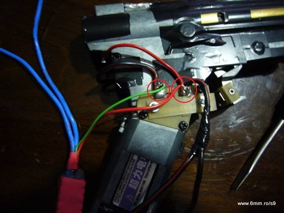 airsoft, mosfet, active, breaking