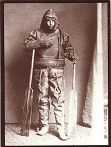 CAP BIRGHAM ENG 1870