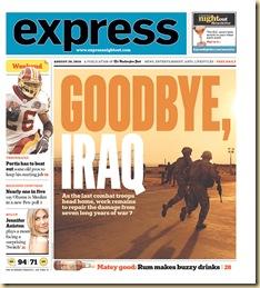 七年戰爭結束DC_EXPRESS