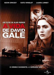 Filme Poster A Vida de David Gale DVDRip XviD Dublado