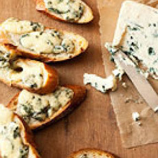Blue Cheese Crisps