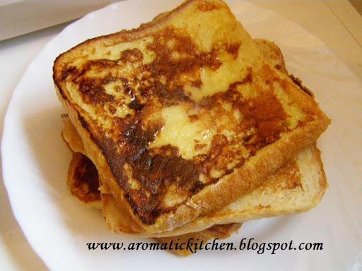 Bombay Bread Toast