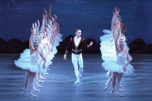 Kirov (mariinsky) ballet's Swan lake