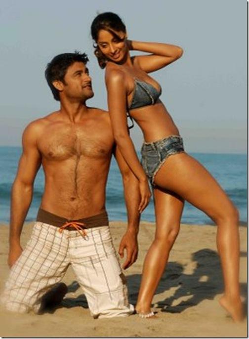 Sangeeta Ghosh Hot In Bikini-2