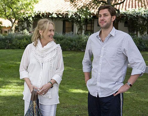 It's Complicated - Meryl Streep and John Krasinski