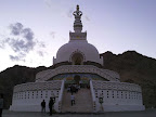 Leh - Shey - Thikse - Ladakh