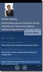 News360  Windows Phone 7 App - 8