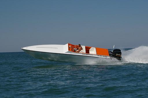Nice boat, Nice guy