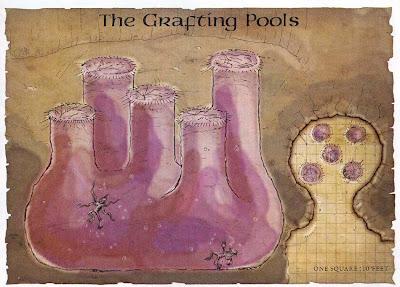 Grafting Pools