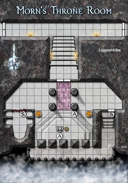 Mikas Throne Room