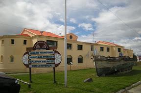 Museo Marítimo de Ushuaia