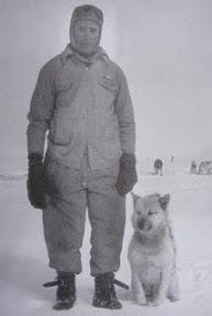 Hernan Pujato en la Antartida