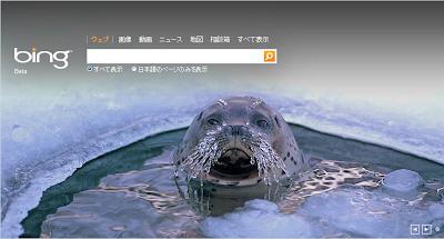 Bing - 冬に関する写真