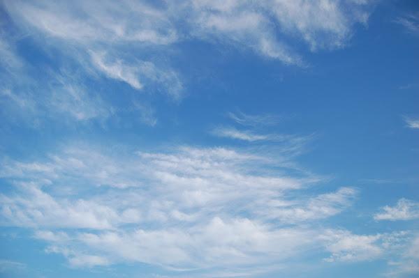 茅ヶ崎、サザンビーチの空