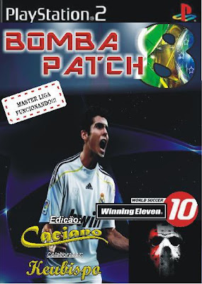 Download Bomba Patch 8 - PS2 - Atualizado 24 - Ago/09