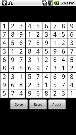 Fast Sudoku Solver