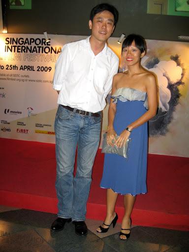 Zhang Wenjie & Yuni Hadi