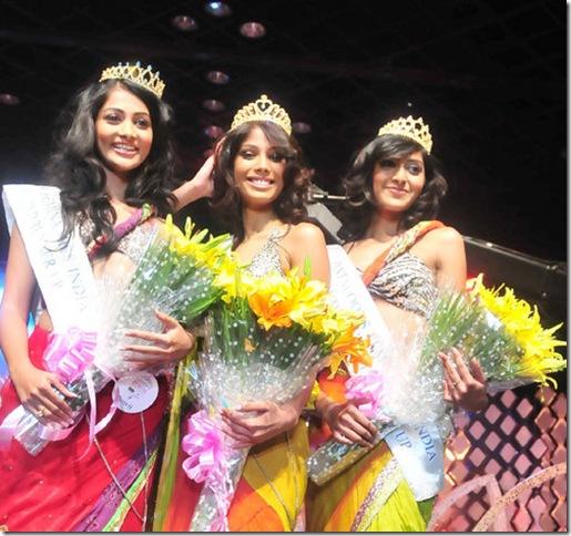 Nicole-Faria-Femina-Miss-India-South-2010 girls