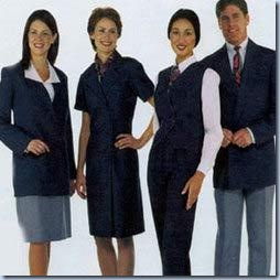 Corporate uniform photos