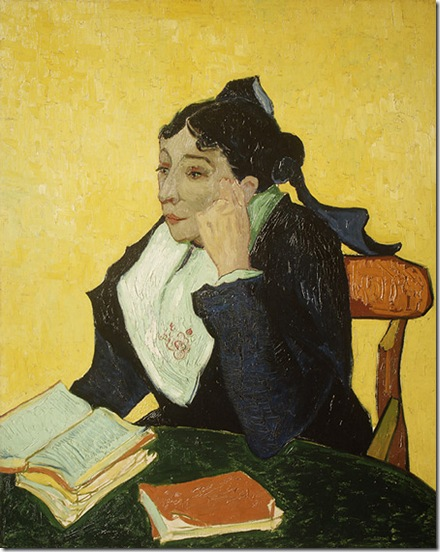 L&#39;Arlesienne, Vincent van Gogh