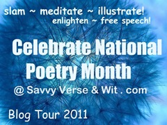 blue savvy poetry 2011