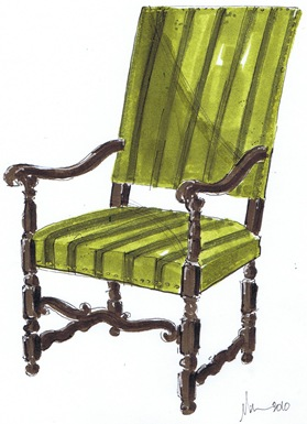 french chair 6