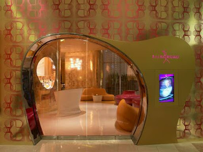 Silk Road in Las Vegas by Karim Rashid