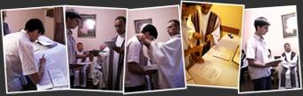 Ver rito de admisión cristofer