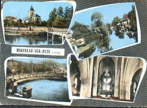 Mirebeau sur Bèze  dans Ma Bourgogne En détails mirebeau