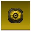 ADW Theme DigitalSoul Yellow icon