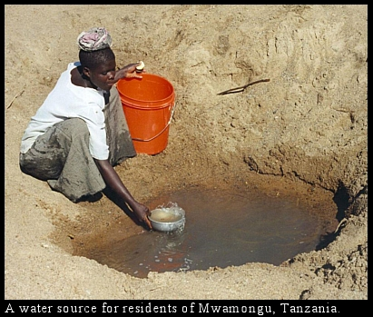 Tanzanian water