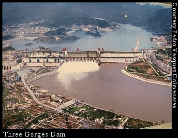 Three Gorges Da