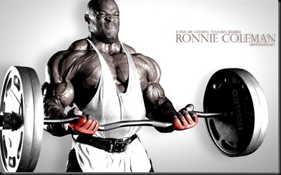 ronnie coleman mr olympia