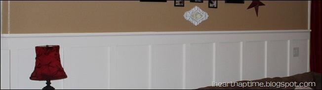 white paneling