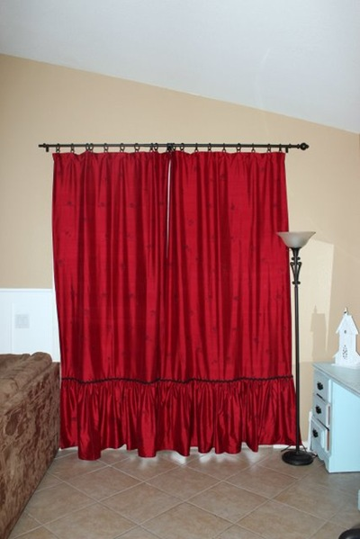 picture of curtain