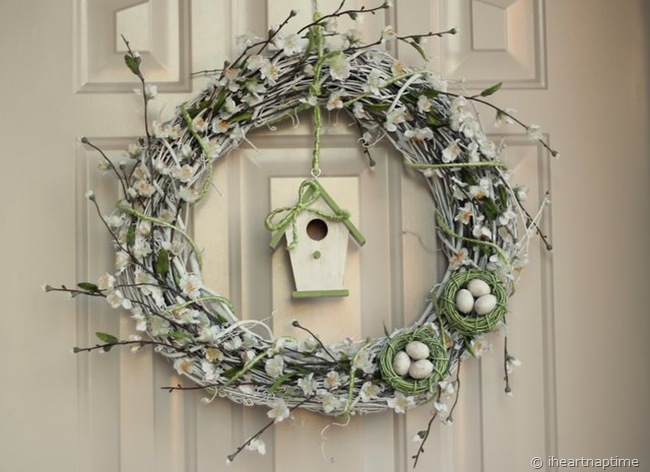 easter wreaths