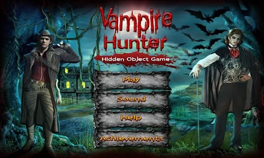 Vampire Hunter Hidden Objects - screenshot
